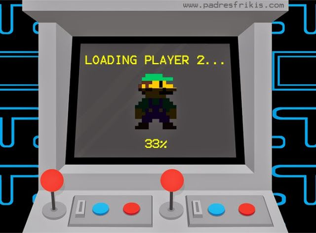Loading player 2